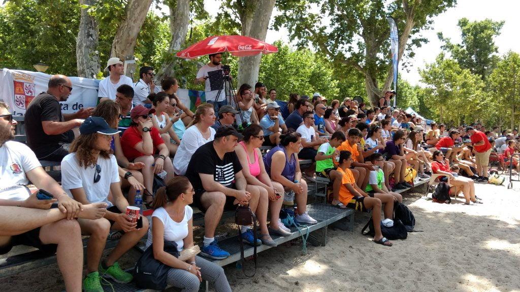 Balonmano Playa en Valladolid